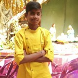K. Vashist, 18  , Vizianagaram