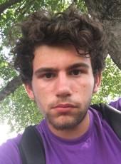 Zachary Vena, 18, United States of America, Trenton (State of New Jersey)