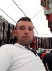 Yılmaz, 22, Turkey, Ankara