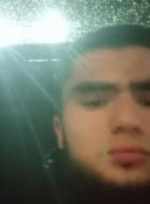 Muhammad, 21, Uzbekistan, Tashkent