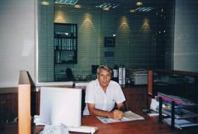 Anatoli Starovoitov, 82 - Just Me