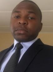 Ilidio, 32, Zambia, Lusaka