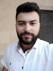 Farid Aliasger, 22, Turkey, Eskisehir