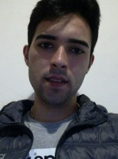 Alex, 22, Italy, Rome