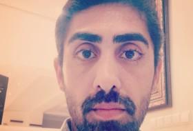 sasan, 32 - Just Me
