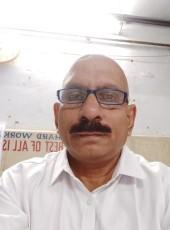 Shishpal Singh, 57, India, Vadodara