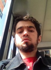 Akhmed, 22, Russia, Saint Petersburg