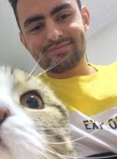 Emin, 21, Turkey, Ankara