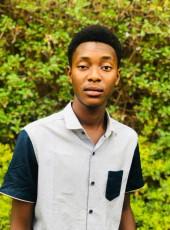 Abdellatif, 22, Niger, Niamey