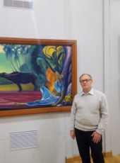 Darij, 61, Russia, Moscow