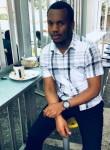 Elias mushi, 33  , Dar es Salaam