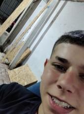שלמה, 18, Israel, West Jerusalem