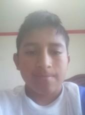 Sebastian, 18, Ecuador, Ambato