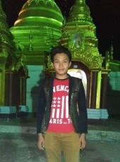 Htin min khant, 18, Myanmar [Burma], Yangon