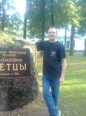 Igor, 36, Belarus, Polatsk