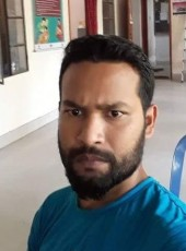 Kazi, 30, India, Jalpaiguri