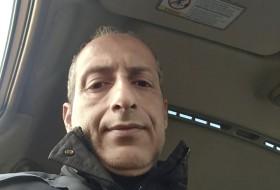 moreno arabe, 47 - Just Me
