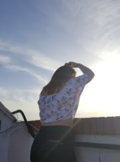 Marina, 19, Spain, Tavernes Blanques