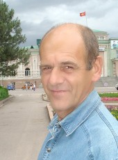 Igor, 58, Kyrgyzstan, Bishkek