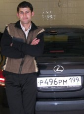 Seran, 40, Russia, Novosibirsk