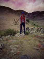 Dorzh, 20, Russia, Kyzyl