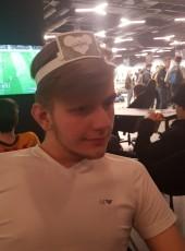 Rustem Zelenkov, 21, Russia, Moscow