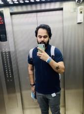 Michael Angelo, 27, United Arab Emirates, Sharjah
