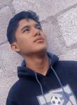 Javier, 20  , Guatemala City