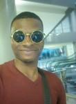 Djinos Kayambe, 23, Kinshasa