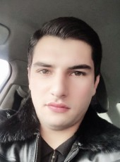 tofig , 21, Russia, Moscow