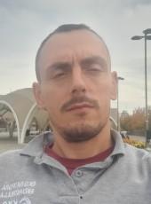 Afrim, 31, Albania, Tirana