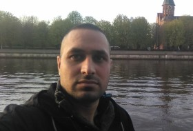 Ahmed, 36 - Just Me