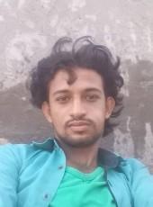 Omer Babikr, 28, Sudan, Khartoum