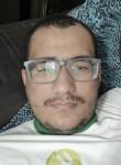 Valmir Alves, 32, Sao Jose dos Campos