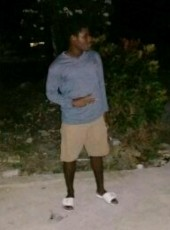 Jelani, 21, Barbados, Bridgetown