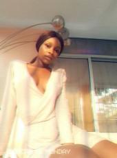 omie Ayina, 19, Congo, Kinshasa