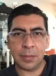 Edgar Sánchez, 43, Mexico City
