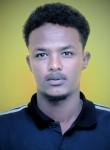 Ahmed, 18  , Hargeysa