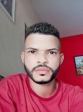 Antonio Marcos, 28, Brazil, Cosmopolis