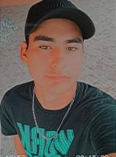 Jesus Garza, 25, Mexico, Mexico City
