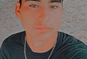 Jesus Garza, 25 - Just Me