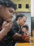 Irfan, 21  , Surabaya