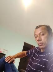 Adilson Souza, 42, Brazil, Salvador