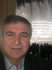 Ameen, 57, Russia, Moscow