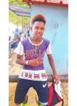 Ismael, 18  , Port Louis