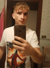 Peppe, 20, Italy, Gela
