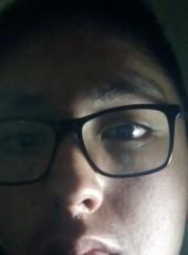 David, 18, Ecuador, Latacunga