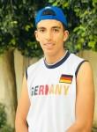 Yassine, 18  , Tunis