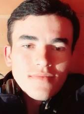 Ruziboy Elbegie, 18, Russia, Moscow