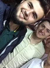 Ibrahim, 21, Turkey, Ankara